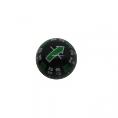 KanPas Unbreakable Ball Compass #A-28-B