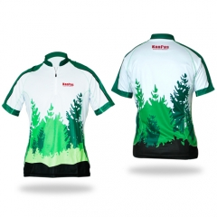 KanPas Breathable And Quick Dry Orienteering Jersey #OS-02