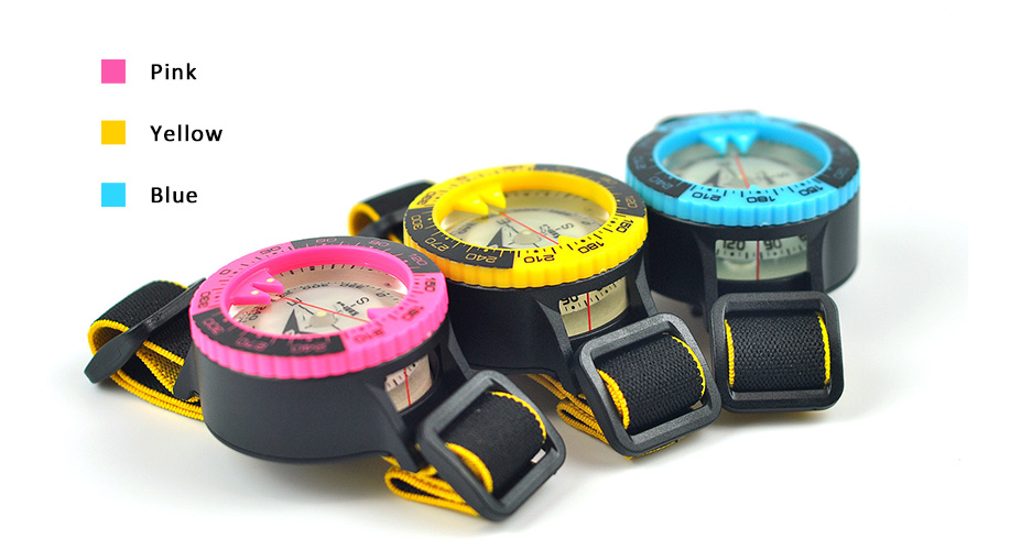 KANPAS high quality Dive compass colorful