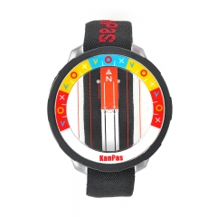 KanPas MTBO Wrist  or handband Compass For Elite #MAW-45-FS Stable