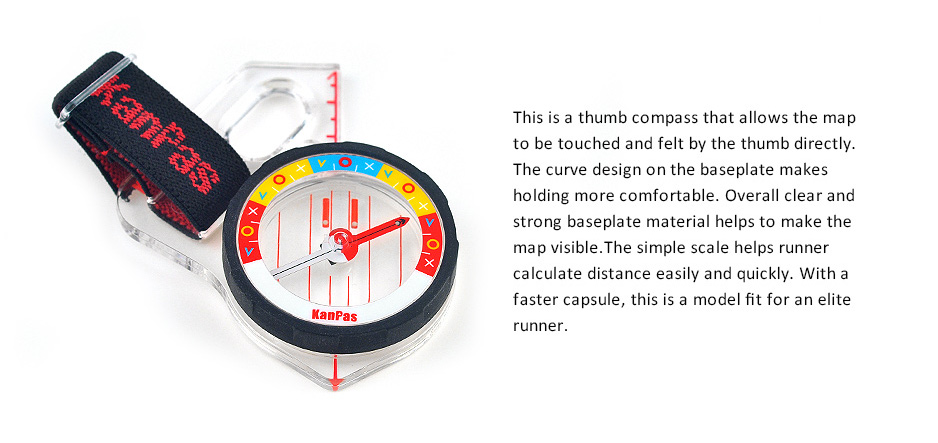 best orienteering compass /thumb compass / fast compass/top compass