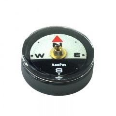 KanPas Luminous Button Compass #A-20-S
