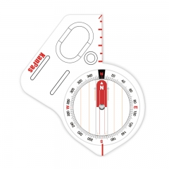 KanPas Orienteering Thumb Compass Big Teaching Model / Demonstration Compass