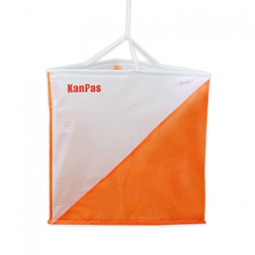 KanPas waterproof Orienteering Marker Flag/Large Size 30X30cm / set of 10 Pcs