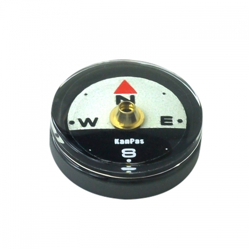 KanPas portable micro button compass #A-20 /