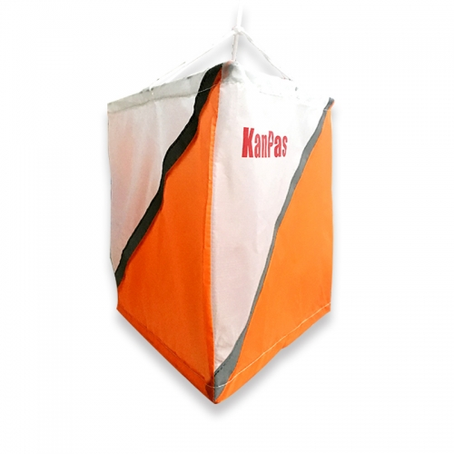 KanPas reflective Night Orienteering Marker,15X15cm / set of 10pcs /#OM-01