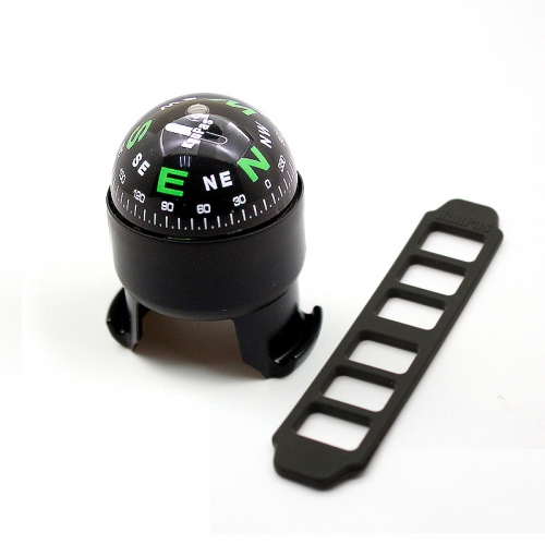 KanPas screw lock handlebar ball Compass for bike/cycle/ATV  #BK-40-L & BK-40